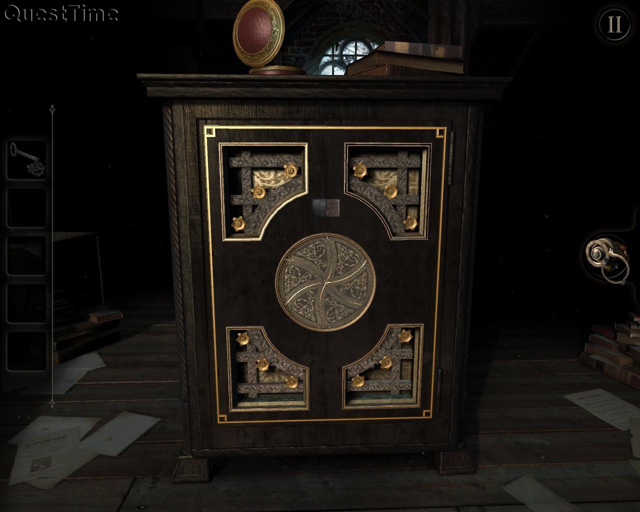 Гра room проходження 1 рівень підказки скриню. Проходження the room