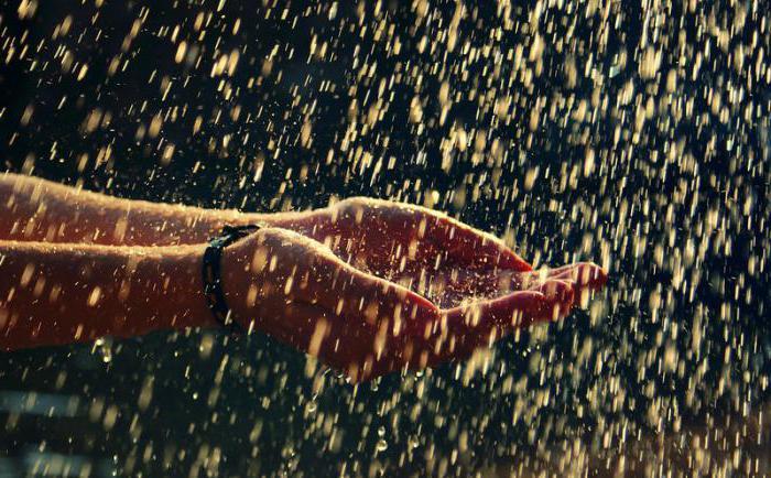 Наснилося що я під дощем. До чого сниться злива? тлумачення снів: дощ, злива