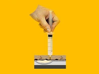 Закріпити скрипучі паркетні дошки на лагах. Причини і методи усунення скрипу паркету
