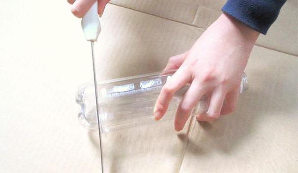 Як зєднати голову ослика з пластикових пляшок. Ослик з пластикових пляшок: покрокова інструкція