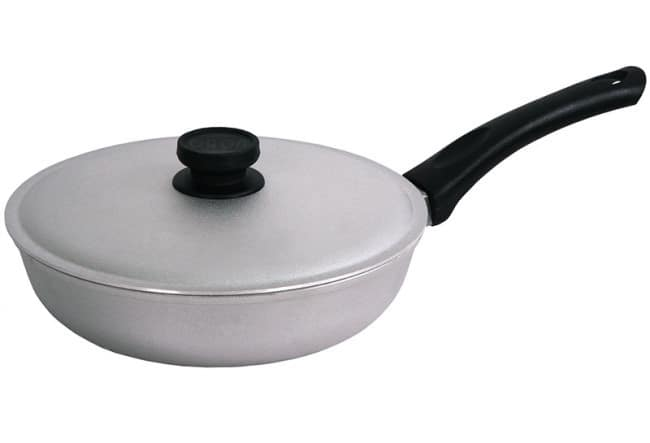 Відмити вївся жир зі сковороди. Як відмити сковороду від нагару і жиру: засоби для чищення