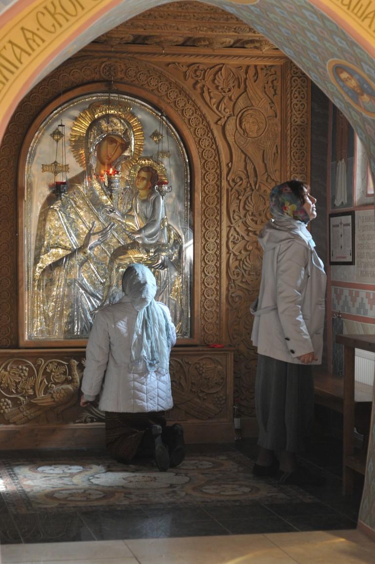 Православя ікони богородиці. Ікони богородиці