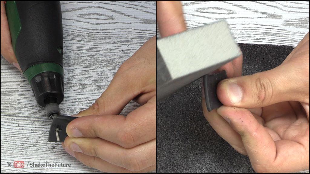 Як виготовити своїми руками викрутку з цвяха. Корисні дрібниці, які можна зробити з мячиків для гольфу примітивна викрутка з цвяха