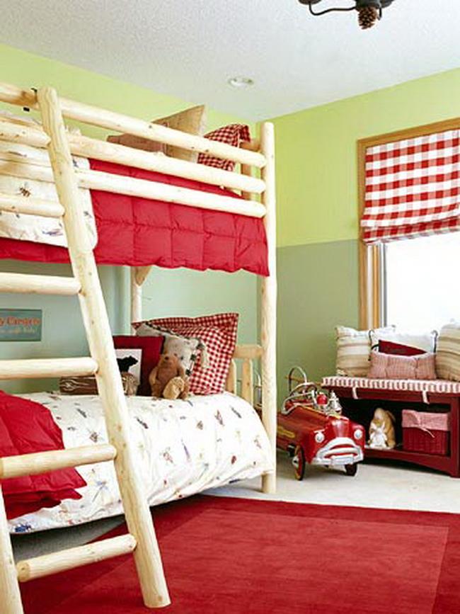 Інтерєр підліткової спальні для хлопчика. Дитячі спальні для хлопчиків
