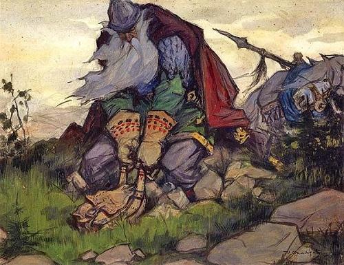 Російські билини-герої і персонажі. Які богатирі насправді захищали київську русь