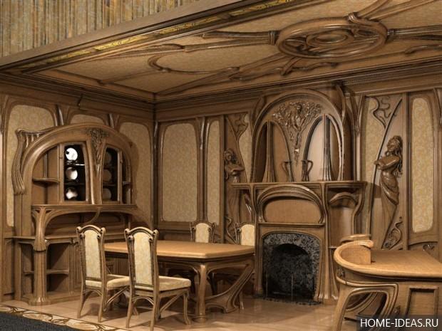 Оформлення квартири в класичному стилі: відмінні риси. Інтерєр в класичному стилі визначення класичний стиль в інтерєрі