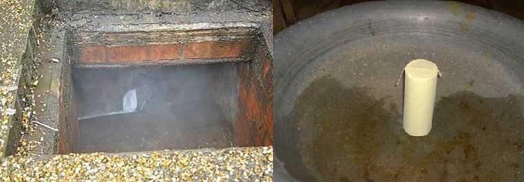 Як прибрати конденсат з підвалу будинку. Сире підземелля: як усунути вологість в погребі або підвалі