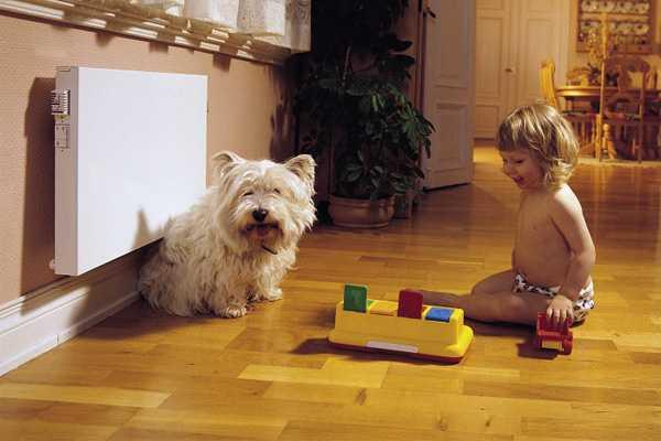 Який вибрати обігрівач для дитячої кімнати. Обігрівач для дитячої кімнати типи обігрівачів: переваги і недоліки