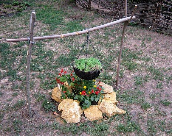 Квітучі клумби на дачі. Клумби з багаторічників своїми руками-оформляємо красивий квітник