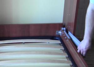 Ліжечка для малюків: варіанти, компоненти, оснащення і матеріали, технологія виготовлення. Ліжко трансформер своїми руками: принцип виготовлення шафа ліжко диван трансформер зробити своїми руками