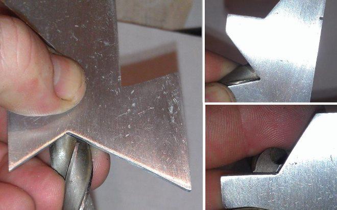 Основні частини спірального свердла. Свердла