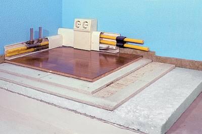 Гост на підлоги у виробничих будівлях. Будівельні норми і правила снип, санвузли
